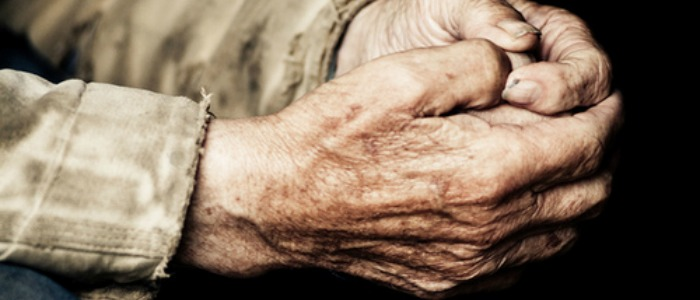 Aging without pain
